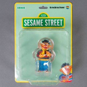 Medicom UDF Sesame Street Ernie Ultra Detail Figure (orange)