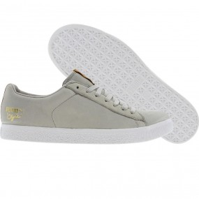 994f66d9fc62 Puma Clyde x UNDFTD Luxe - Stripe Off (grey violet   natural)