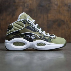 28824b2108e6 Reebok X Bape Men Question Mid (camo   white)