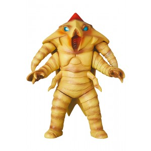 PREORDER - Medicom Space Sheriff Gavan Shako Monster Sofubi Figure (tan)