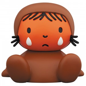 PREORDER - Medicom UDF Dick Bruna Series 3 Young Girl Ultra Detail Figure (brown)