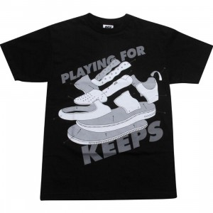 Playing For Keeps AF1 Dissect Tee (black)