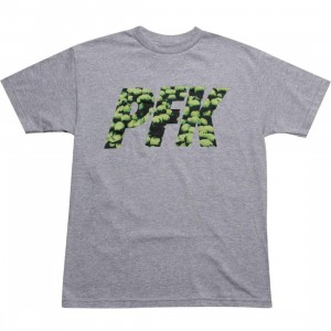 Playing For Keeps Stones PFK Tee (heather grey)