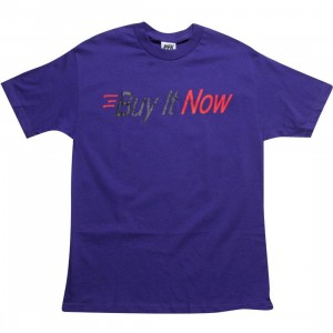Playing For Keeps Buy It Now Tee (purple)
