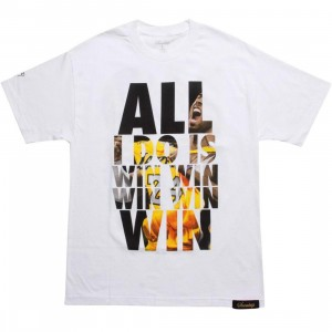 Sneaktip All I Do Is Winx5 Tee (white) - PYS.com Exclusive