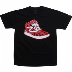 Reebok Omni Pump Shoe Be Do Tee (black)
