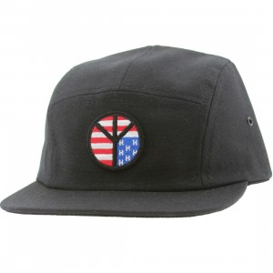 Huf Peace Patch Volleyball Cap (black)