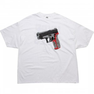 Playing For Keeps Hype Kills Tee (white)