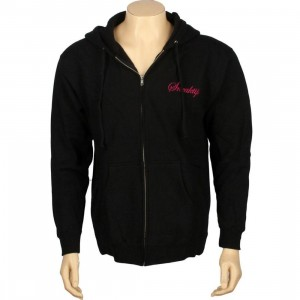 Sneaktip Step Your Game Up Hoodie (black / pink)