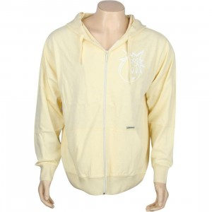 The Hundreds Onehit Zipup Hoody (tan)