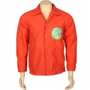 The Hundreds Carter Jacket (orange)