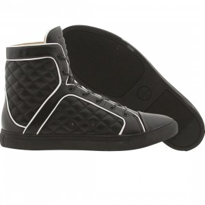 Passport Carnaby - Milano (black quilted / white)