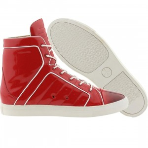 Passport Carnaby - Fire Star (fire red / white)
