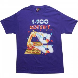 Rock Smith 1-900 Tee (purple)