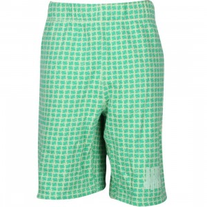 Undefeated All Over Strike Shorts (green)