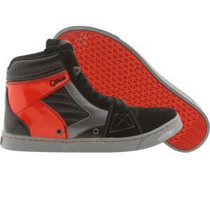 Greedy Genius Cool Breeze - Rescue (black / red / grey)
