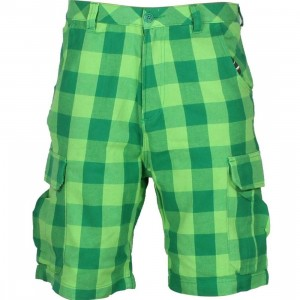 The Hundreds Panda Shorts (green)
