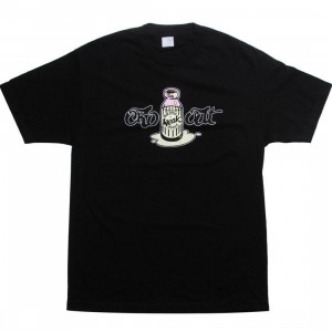 Caked Out Weaksauce Tee (black)