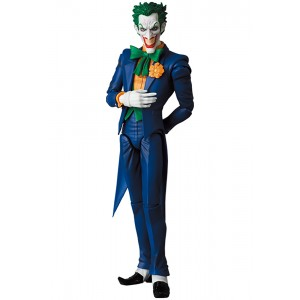 PREORDER - Medicom MAFEX Batman The Joker Hush Figure (blue)