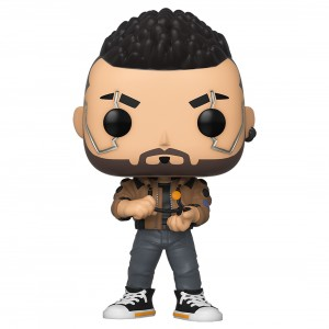 Funko POP Games Cyberpunk 2077 - V-Male (tan)