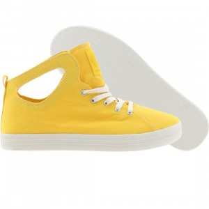 Gourmet Uno Canvas (yellow / white)