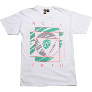 Rock Smith Galactic Tee (white)