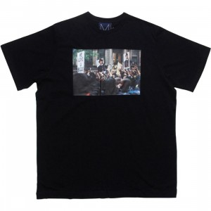 Staple Men A=3MC Biggie Tee (black)