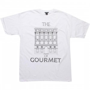 Gourmet House of Gourmet Tee (white)