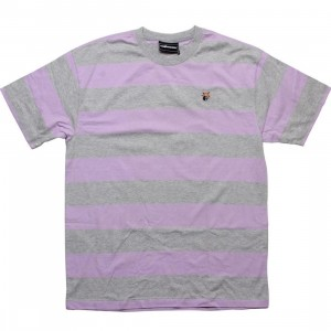 The Hundreds Bars Tee (purple)