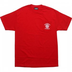 The Hundreds Seal Tee (red)