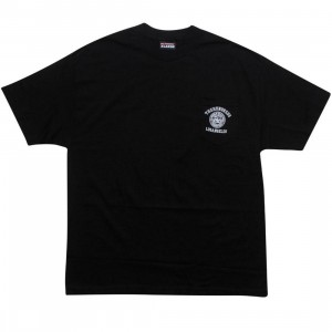 The Hundreds Seal Tee (black)