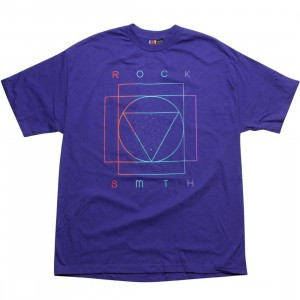 Rock Smith Rock Optic Tee (purple)