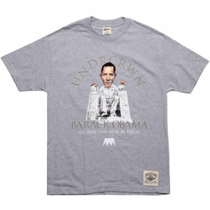 Under Crown Obama Inauguration Tee (heather grey)