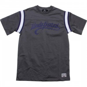 Undefeated Football Top (charcoal grey)