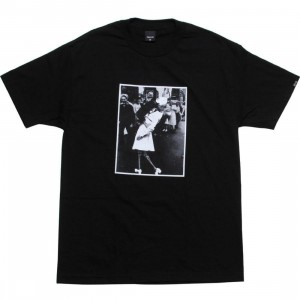 Triumvir Long Kiss Tee (black)