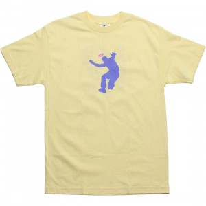 Union Logo Tee (yellow / purple / pink)