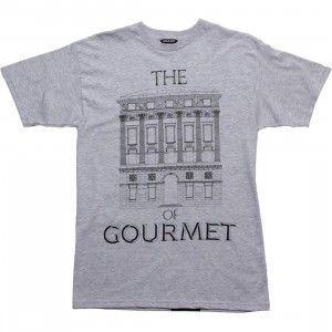 Gourmet House of Gourmet Tee (heather grey)