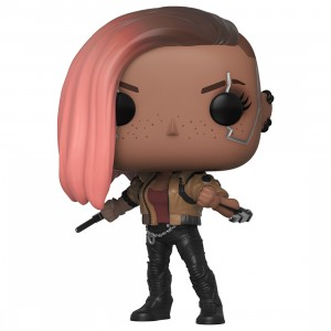 Funko POP Games Cyberpunk 2077 - V-Female (pink)