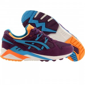 Asics Tiger Men Gel-Kayano Trainer - Flash Pack (purple / atomic)