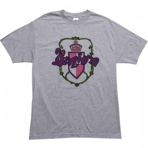 Union Shield Tee (grey)