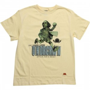 Under Crown OneHundredCrwn Tee (canary)