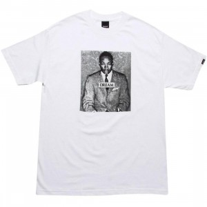 Triumvir I Have a Dream Tee (white)
