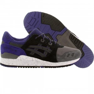 Asics Tiger Men Gel-Lyte III (black / black)