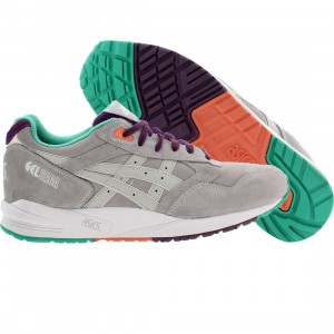 Asics Tiger Men Gel Saga - All Weather Pack (gray / soft grey / soft grey)