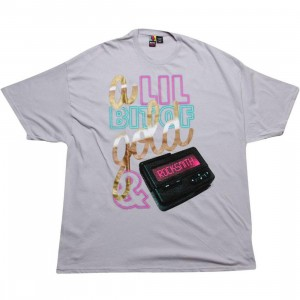 Rock Smith Gold Pager Tee (silver)