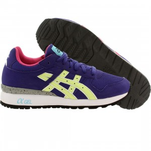Asics Tiger Women GT-II (blue / dark blue / magenta)