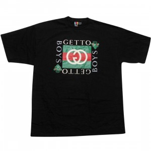 Rock Smith Ghetto Boys Tee (black)