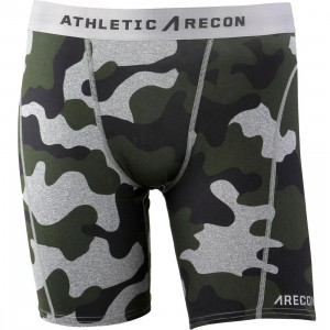 Athletic Recon Patriot Boxer Shorts (camo)