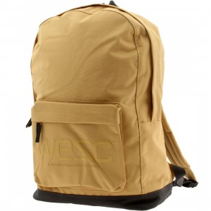 WeSC Chaz Bag (brown / sunset)