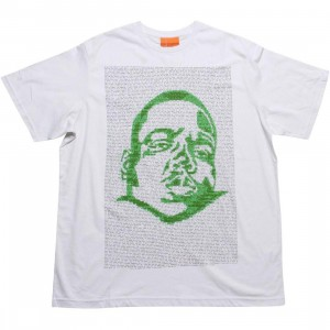 Staple Men Highlighter Christopher Tee (white)